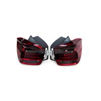 Комплект задних рестайлинговых фонарей фонарей BMW F20 Black Line