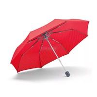 Зонт складной MINI красный